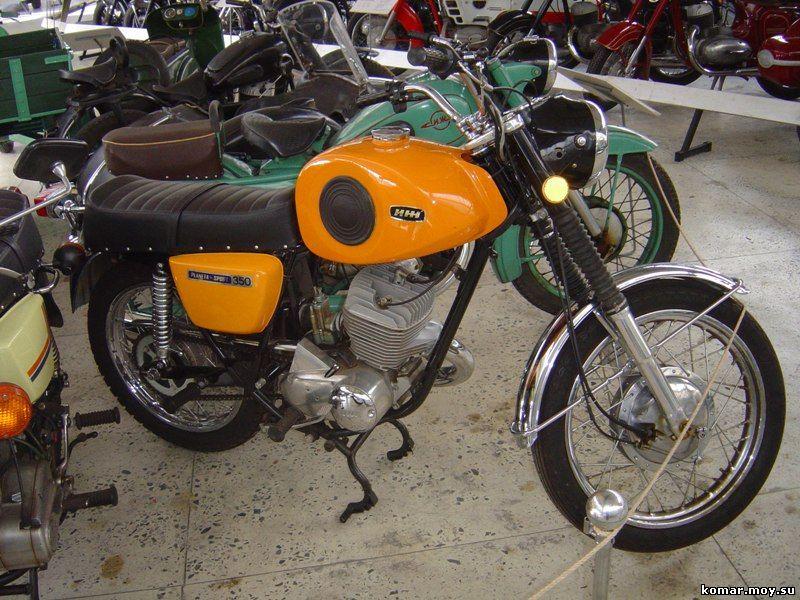 Мотоцикл « ИЖ Планета-спорт »